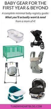 minimalist baby registry must haves for baby s #Baby #babys #classpintag #ex