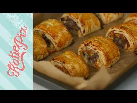 The Best Sausage Rolls Recipe Ever Katie Pix You