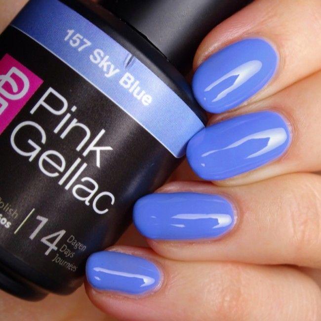 Pink Gellac Starter Sets Het Enige Originele Gellak Pakket Voor Thuis Van Pink Beauty Club Nagellack Uv Nagellack Acryl Nagel Grau