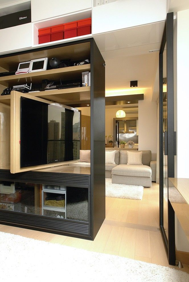 Modern Tv Room Design: The Living Room Is Considered To Be The Hub Of A Home And
