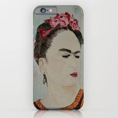 Frida Phone Case by eentrok | Society6 $35 #society6