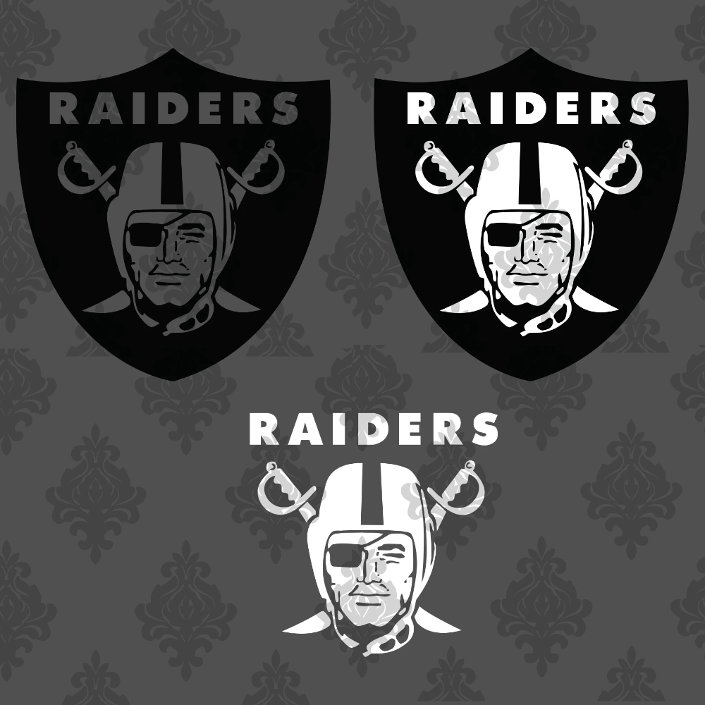 Download Oakland Raiders,nfl svg, Football svg file, Football logo ...