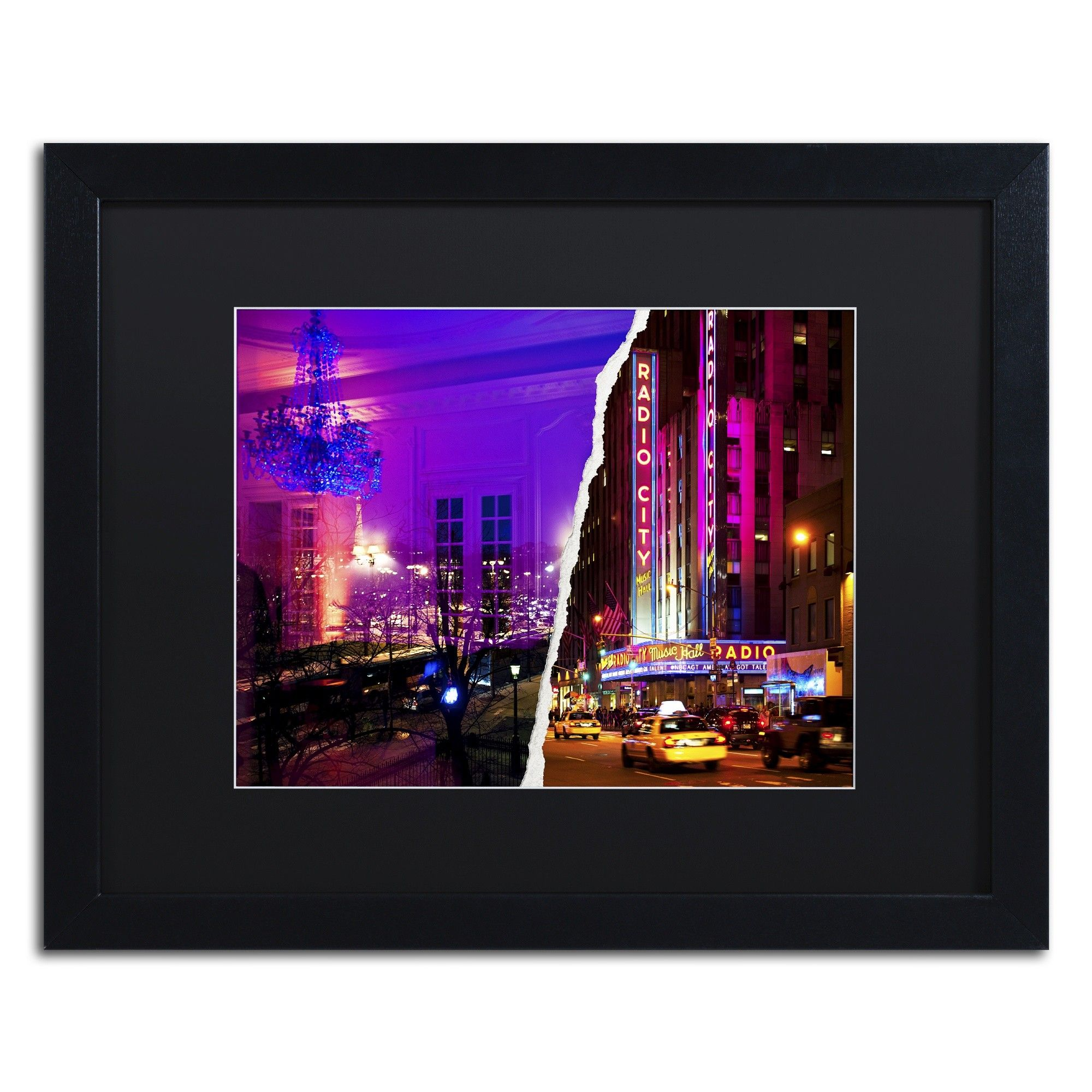 City Dreams by Philippe Hugonnard Framed Photographic Print