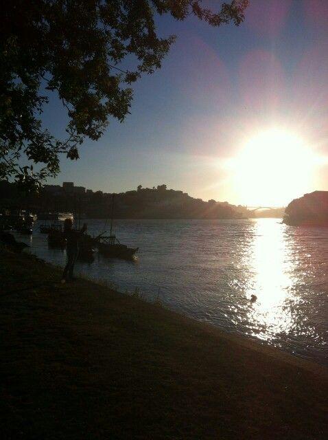 #rioduoro #portugal #sunset #porto