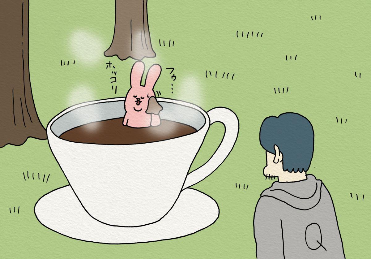 カフェ キュー ライス キュー ライス