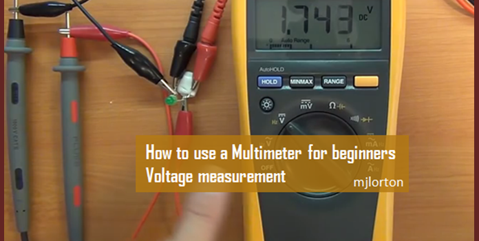 How_to_use_a_Multimeter_for_beginners Multimeter
