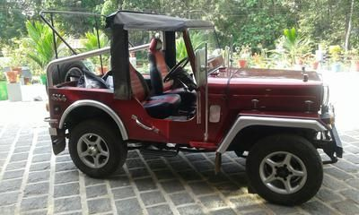 Sreejith A Mahindra Fan Jeep Cars Jeep Kerala