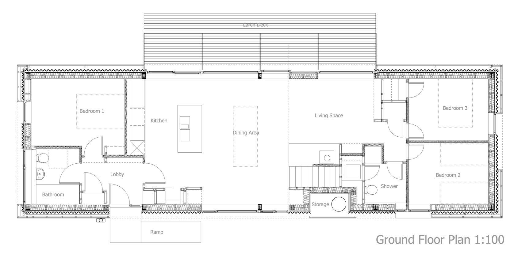 case study house 24 Google Search Floor Plans Pinterest