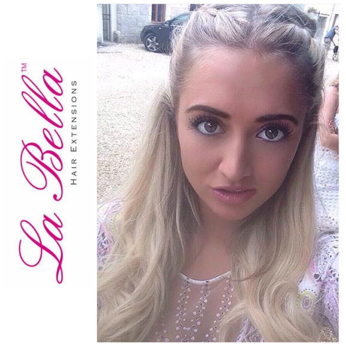 Our La Bella Nano Tip Hair Extensions Are Some Of The Smallest And