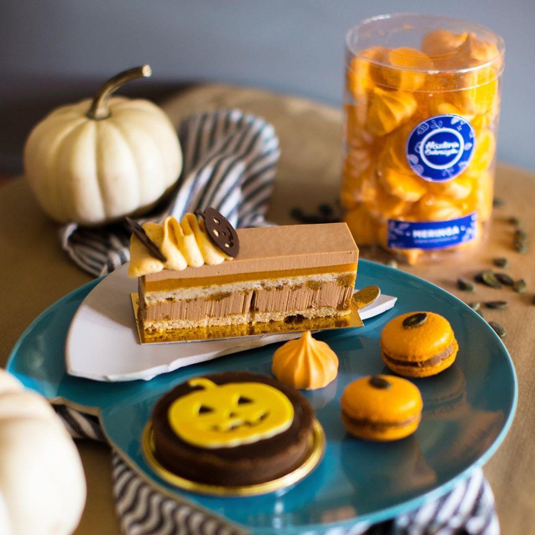 Halloween-es finomságain, sok sütőtökkel, hamarosan elérhetők