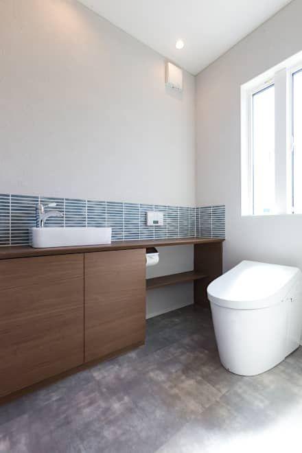 浴室 バスルーム トイレ のデザインアイデア インスピレーション
