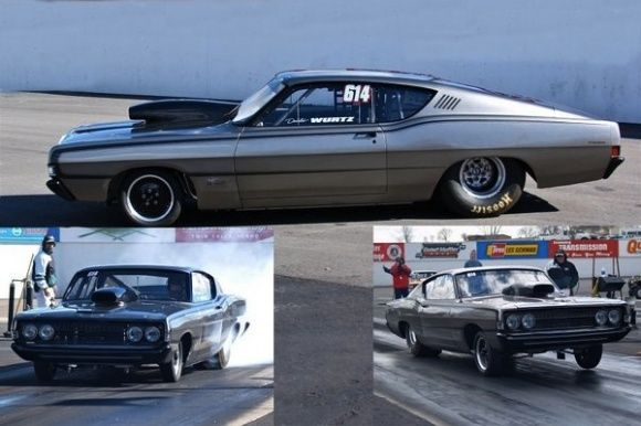 9 5 Second 1968 Ford Torino Gt Ford Torino Drag Cars For Sale