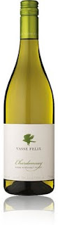 Vasse Felix Chardonnay. A piece of Australian sunshine in the middle of winter.