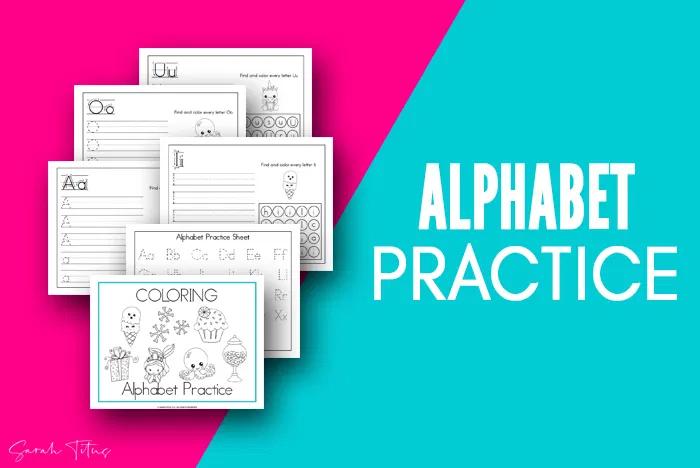 Cute Art Coloring Alphabet Writing Practice Worksheets 26 Pdf S Alphabet Writing Practice Writing Practice Worksheets Writing Practice