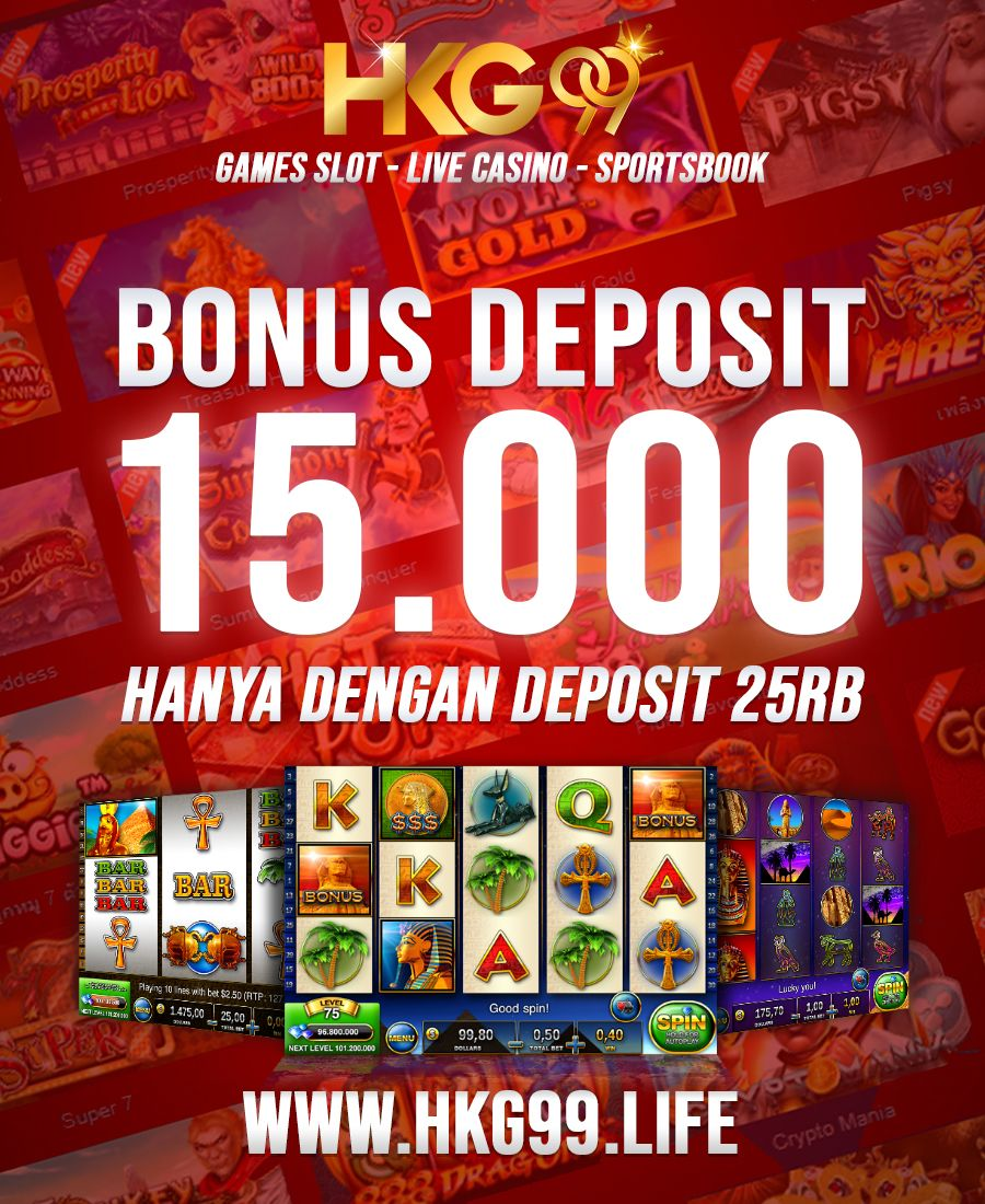 Pin Di Hkg99 Bonus Slot Casino
