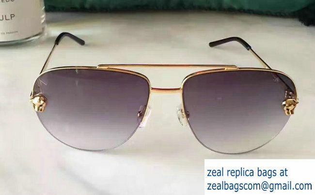 Leopard 2017Luxury Leopard Sunglasses Cartier 2017Luxury Leopard Cartier Sunglasses Cartier byvfIYm67g