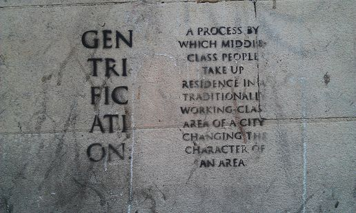 gentrification street art - Google Search