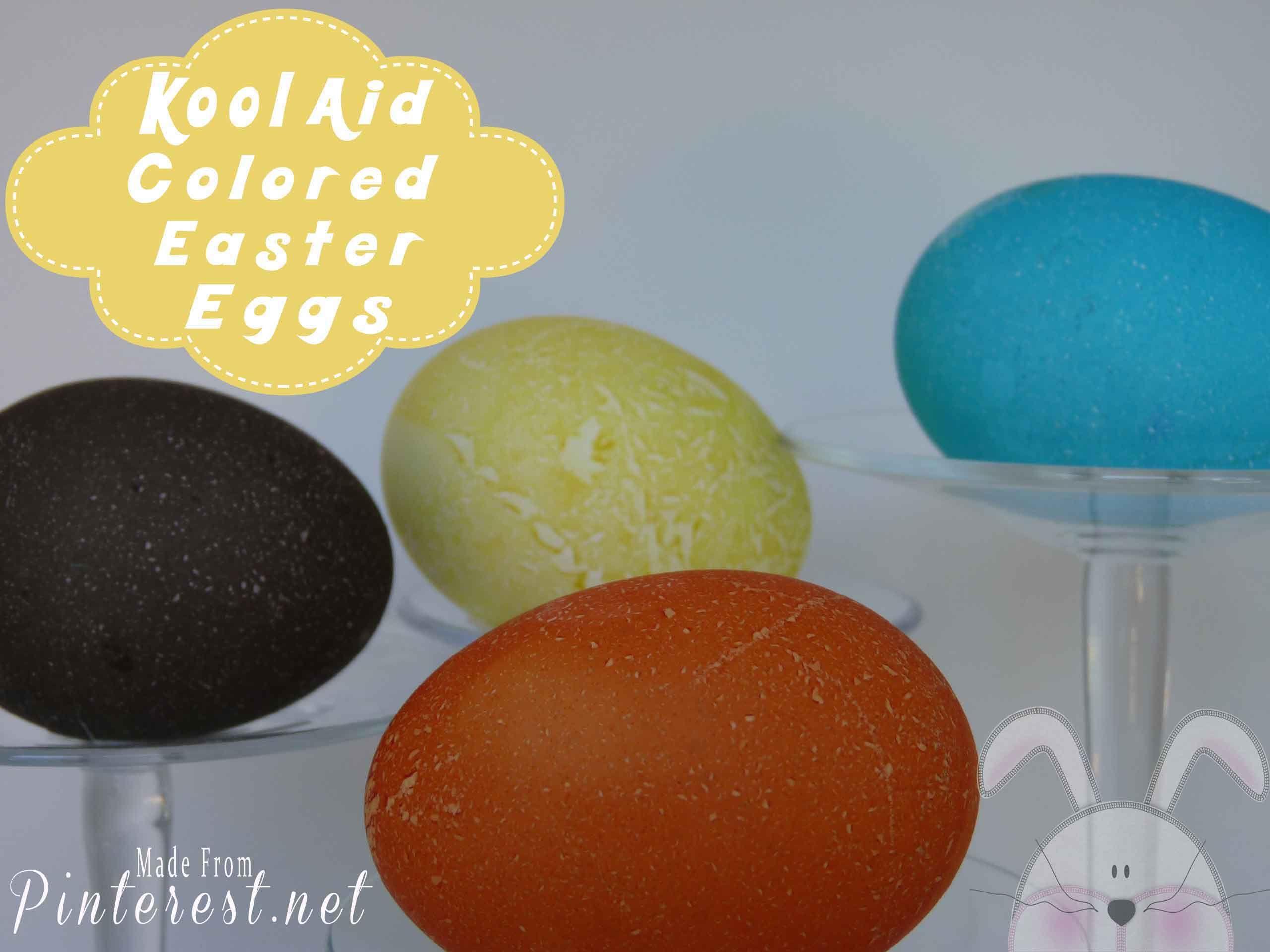 Kool Aid Colored Easter Eggs Recipe This Grandma Is Fun - Color-easter-eggs