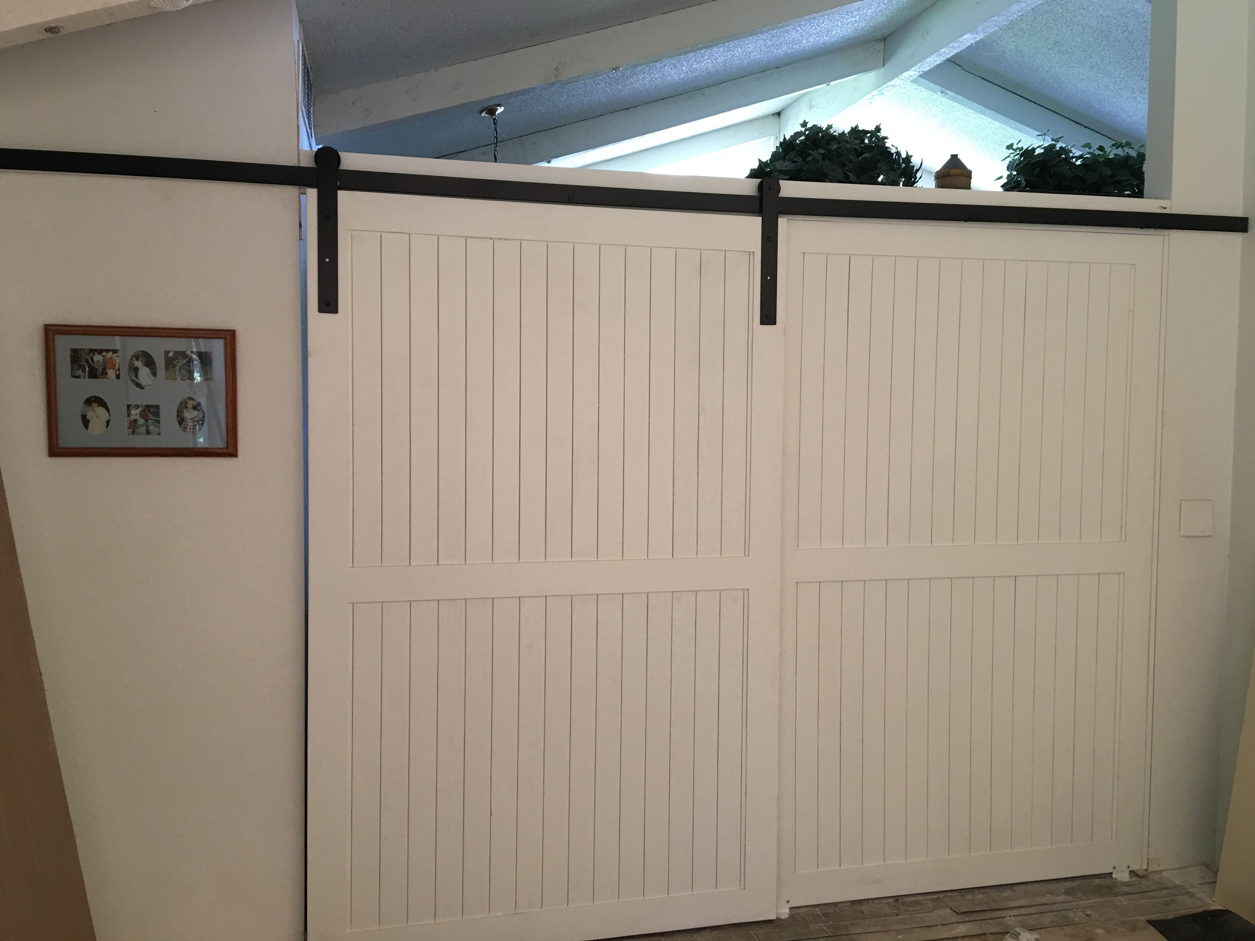 Double barn doors made by Rocco Redevelopment! & Double barn doors made by Rocco Redevelopment!! | Rocco ... Pezcame.Com