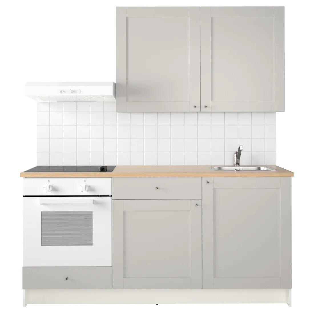 Image Cuisine Ikea Grise De Nour Bell Du Tableau Maison Cuisine Ikea Cuisine Modulable