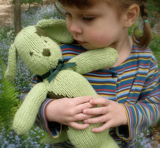 Knitted stuffed animal dog I want to make. | Knitted ...