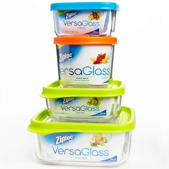 Ziploc Versagl Microwave Oven Freezer Dishwasher Safe Gl But The Best Part Is Plastic Lids Are Bpa Free