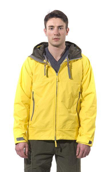 Relwen SS13 Collection. Ultralight Shell Yellow Jacket. #shopwittmore ShopWittmore.com