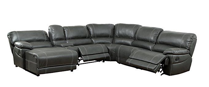 Best Sectional Sofas With Recliners Leather Reclining Armchairs 400 x 300