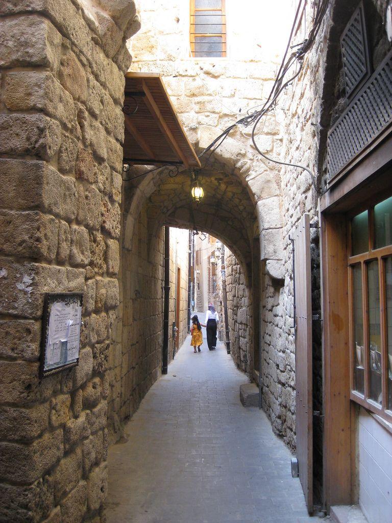 LEBANON, SIDON ALEY