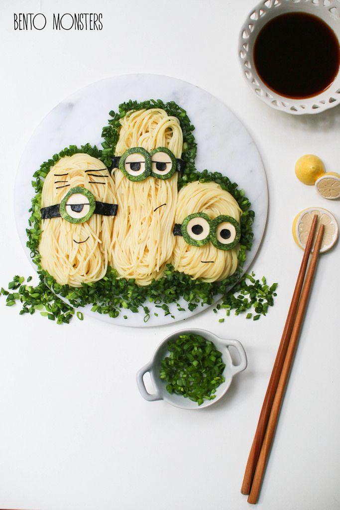 Minion Noodles