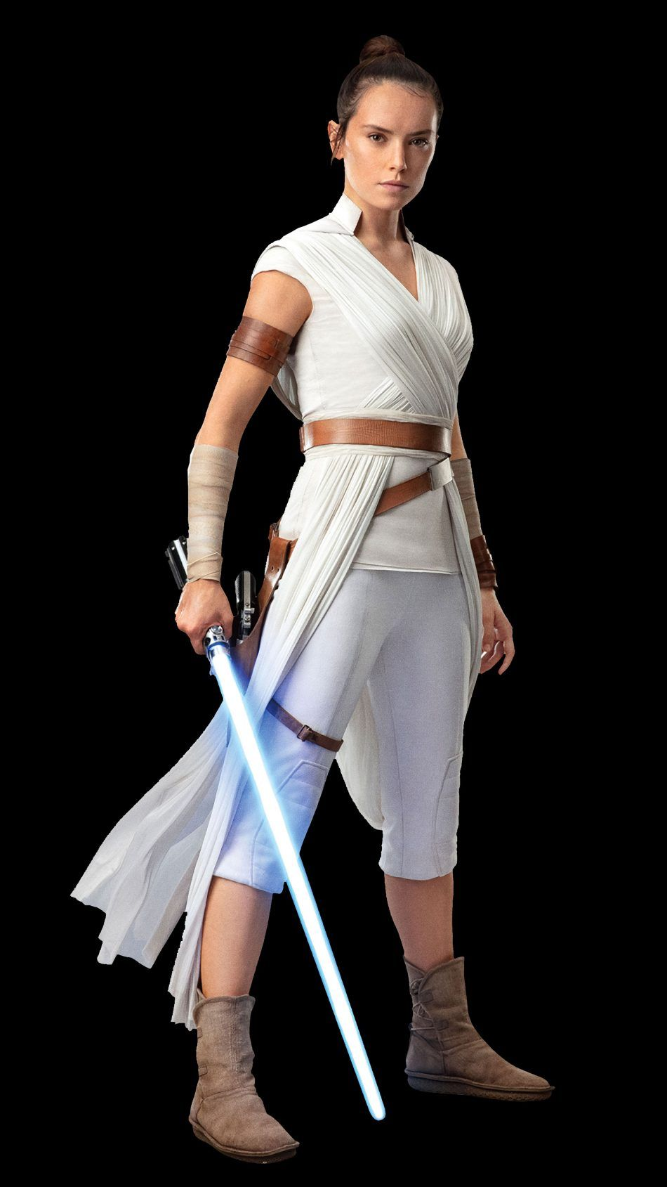 Daisy Ridley As Rey Star Wars The Rise Of Skywalker 2019 In 2020 Rey Star Wars Star Wars Outfits Ray Star Wars