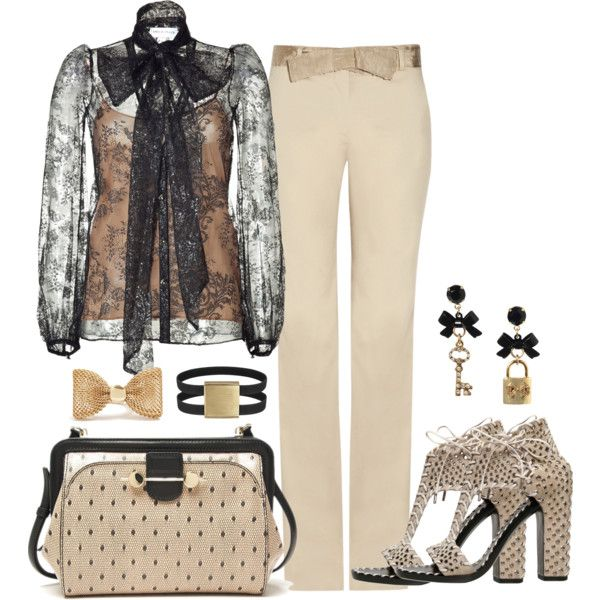 """""""Emilio Pucci Blouse"""" by bysc on Polyvore"""
