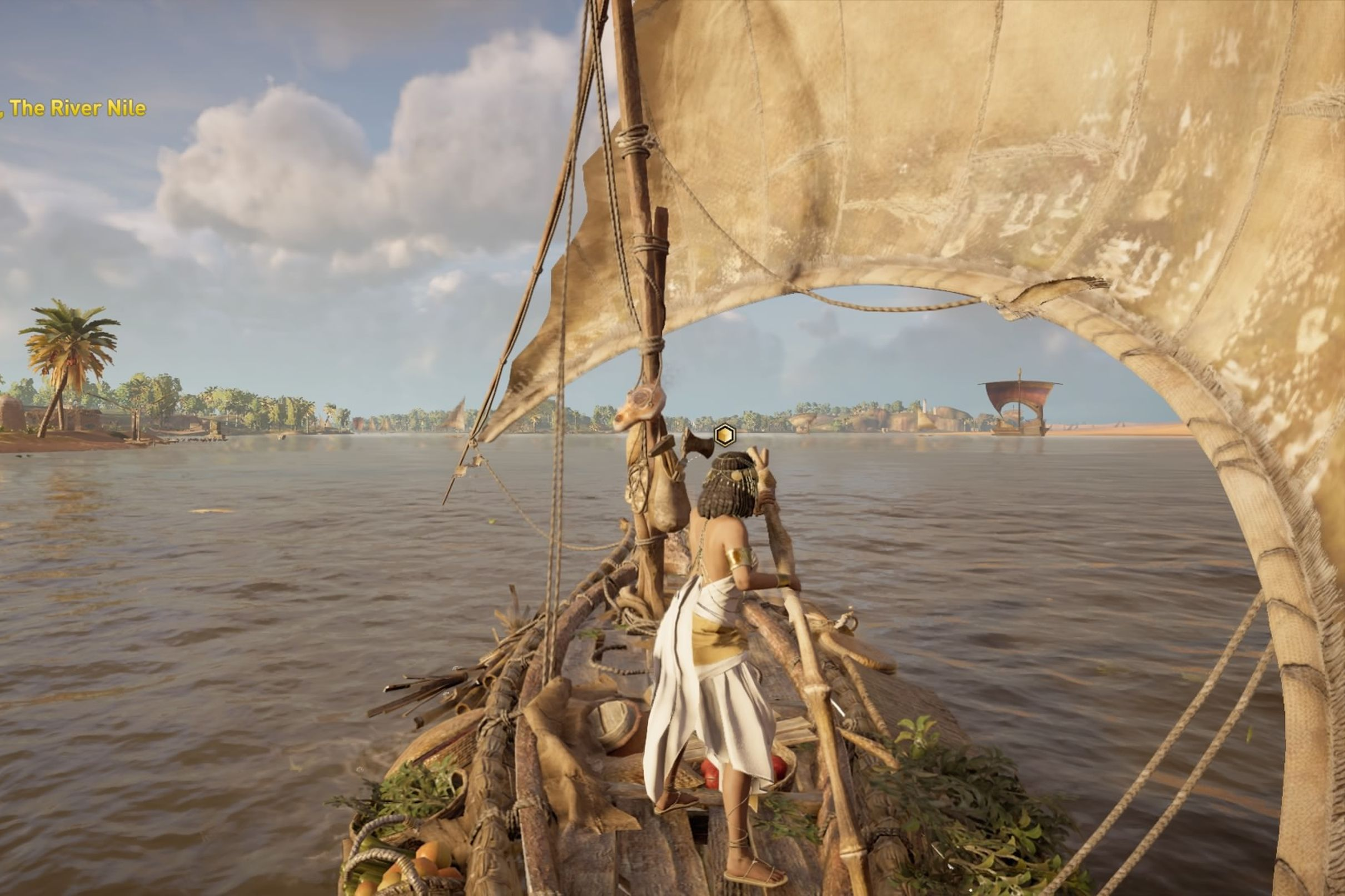 Assassin's Creed Origins' free educational mode is out today.