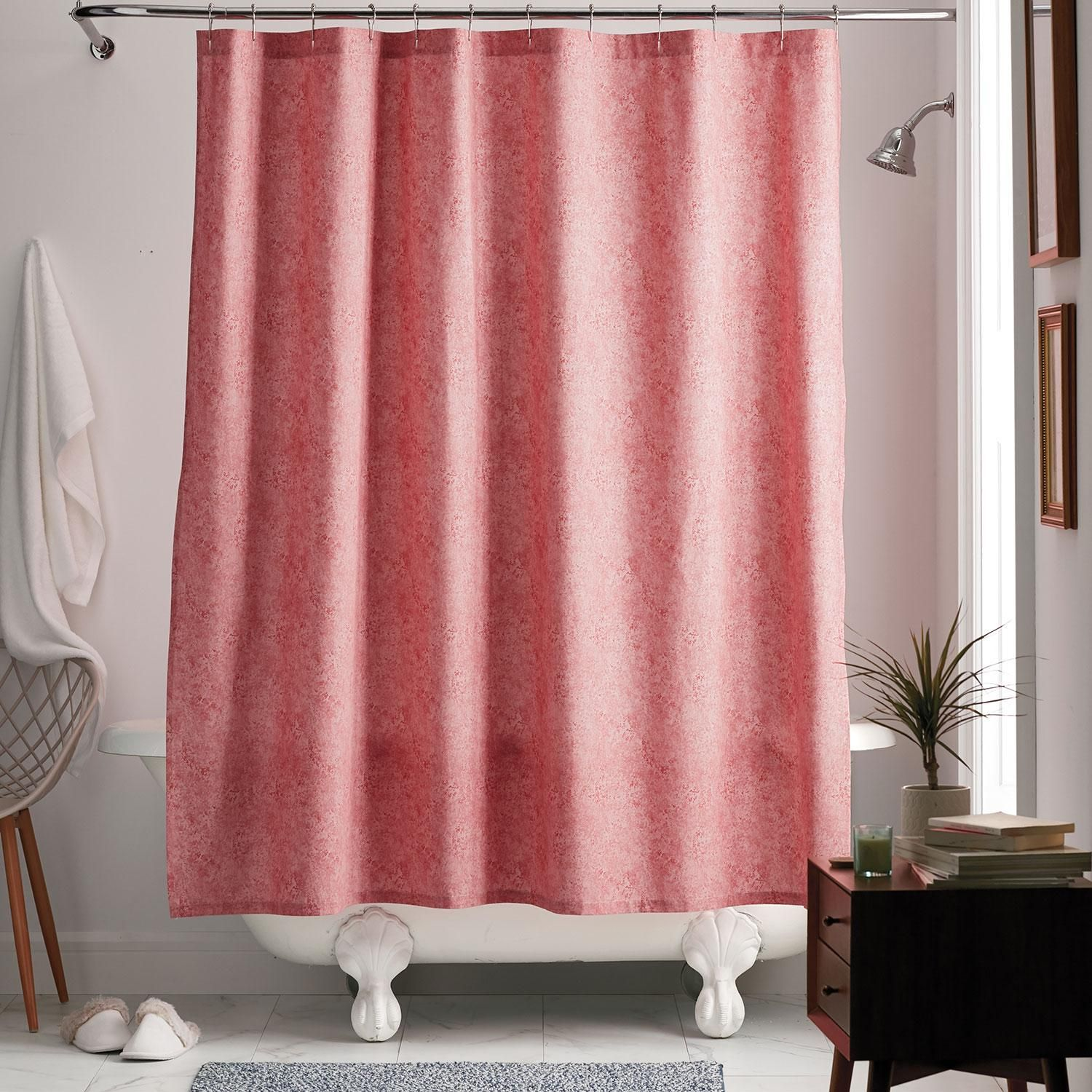 Cstudio Home Vintage Wash Shower Curtain The Company Store The
