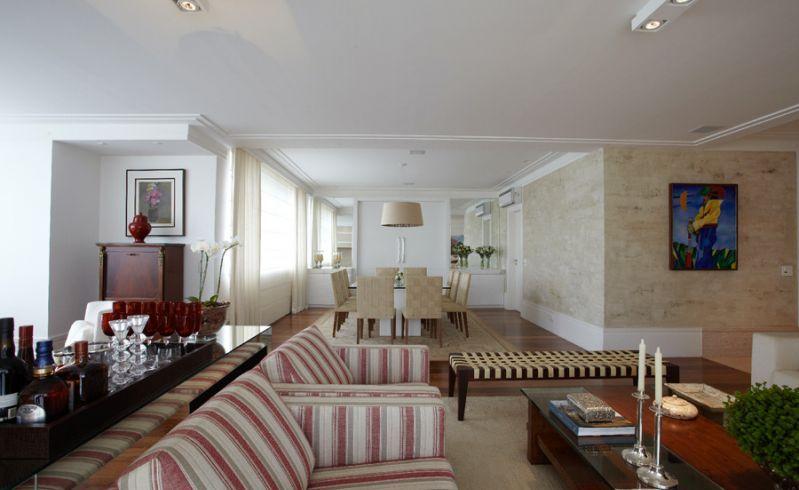 Modern Apartment in Brazil   -   Silvana Lara Nogueira - Apartamento Real Parque