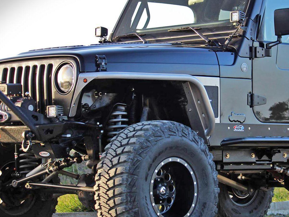 Image Result For Jeep Tj Tube Fenders Jeep Jeep Wrangler Tj Jeep Tj