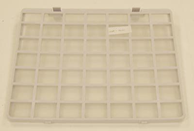 Dust Filter With Frame Model 10036 For Sunpentown Room Air