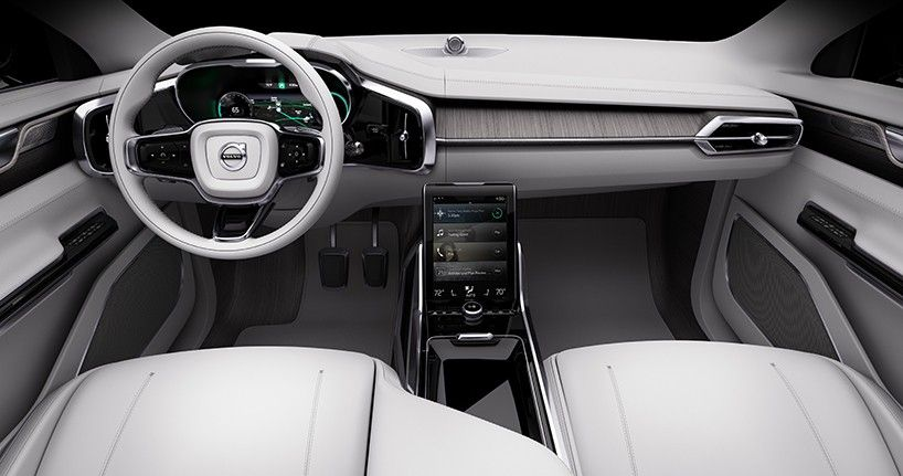 Photo of volvo changes the way we commute in autonomous cars with modifiable interior concept
