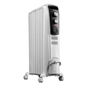 5ccf0049354 Pelonis 1500-Watt Digital Oil-Filled Radiant Portable Heater with Remote  Control