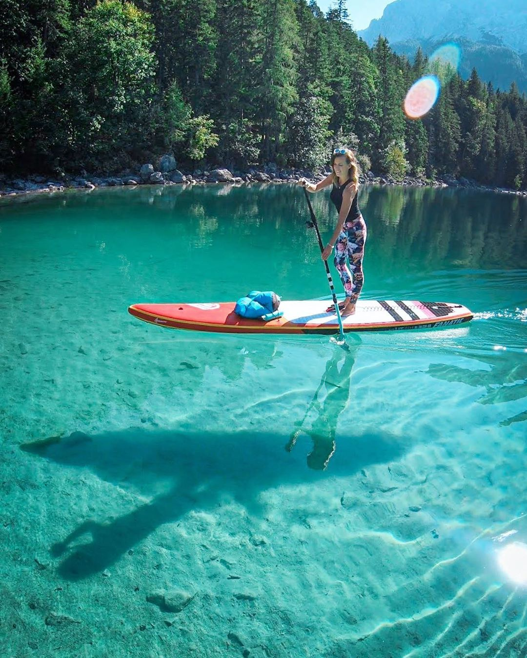 Eibsee Germany Best Places To Travel Places To Travel Kayaking