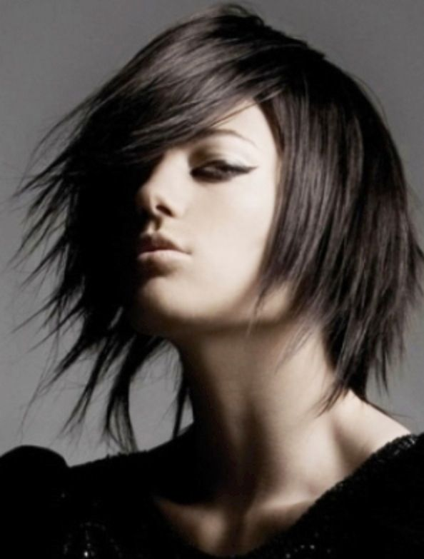 Pin By Jamison Jewell On Hair Ideas Punk Haircut Edgy Hair Medium Hair Styles