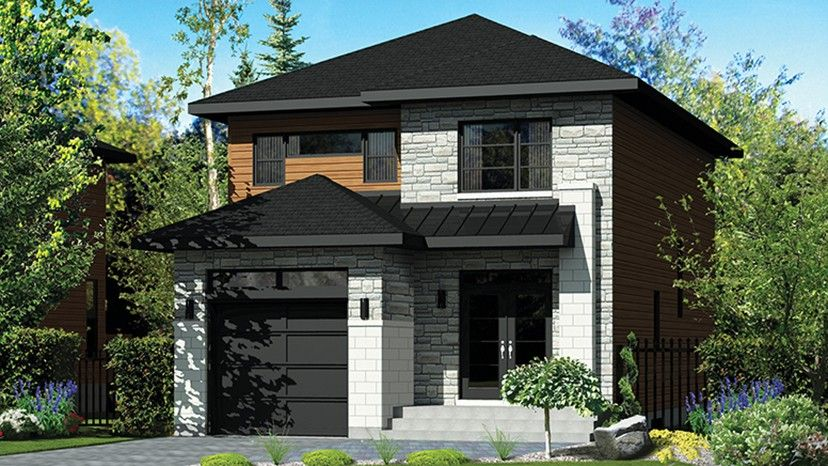 find this pin and more on new construction contemporary modern house - Huge Modern Houses