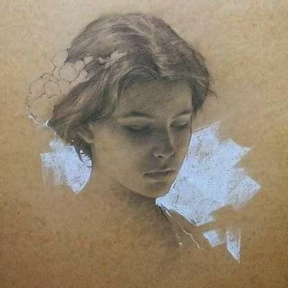 Pin di Alessandra B su Bellezza nel 2020   Arte figurativa ...