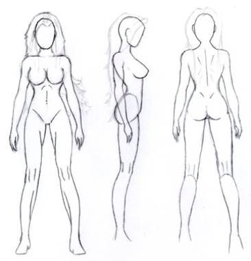 character model sheet template Character drawings Pinterest - character model template