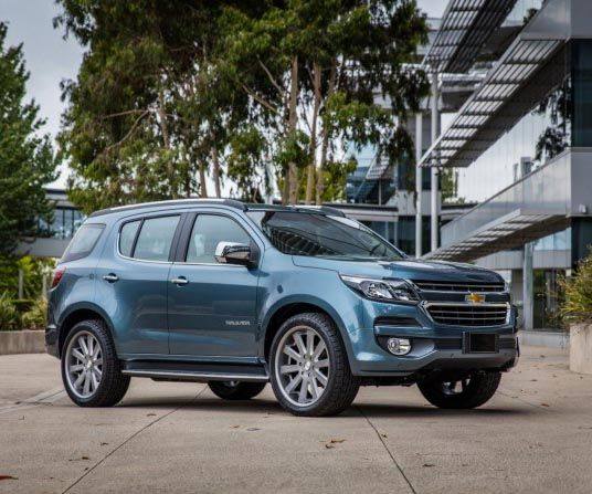 2018 Chevy Trailblazer Redesign