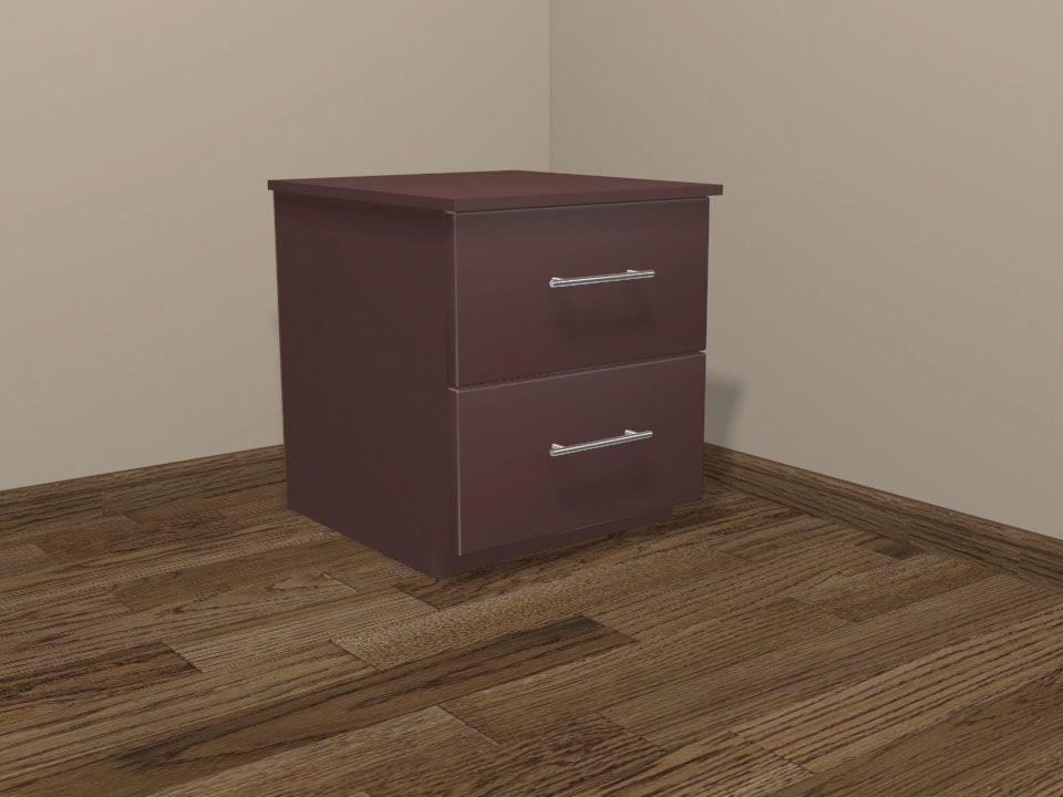 peindre des meubles stratifiés Painting laminate furniture