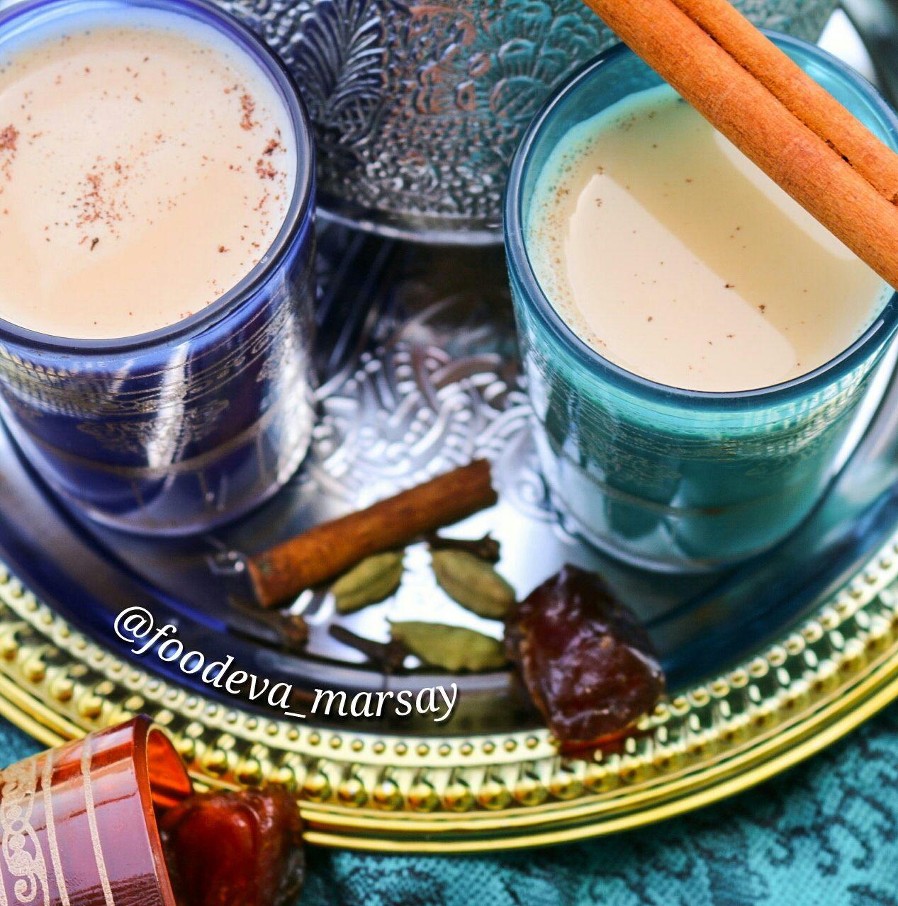 Chai Latte á La Marsay (With Images)