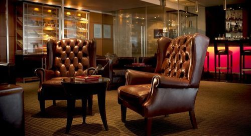 Room · Cigar Lounge Furniture | The Westin Cape Town ...