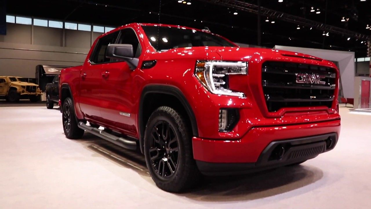 2020 Gmc Sierra 1500 Elevation In 2020 Gmc Sierra 1500 Gmc Gmc