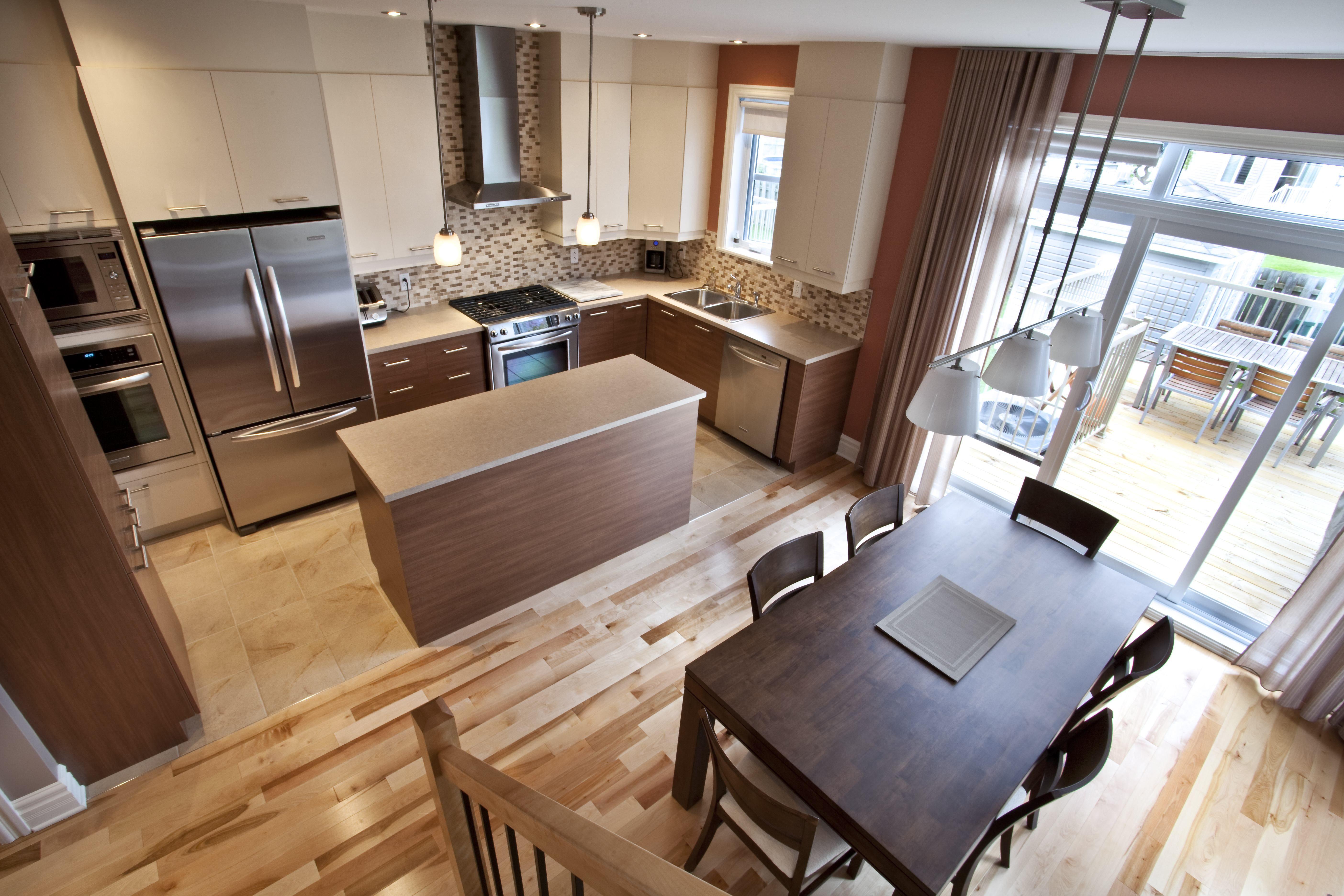 cuisine maison jumel e habitations laurendeau cuisines et salles de bain pinterest. Black Bedroom Furniture Sets. Home Design Ideas